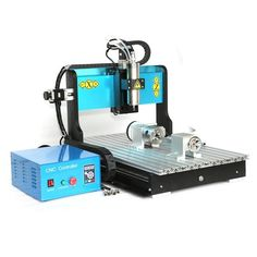 (2152.57$)  Know more  - JFT Engraving Machine 1500W 3 Axis USB Port with Water Sink 3D Mini Water Cooled CNC Router 6040
