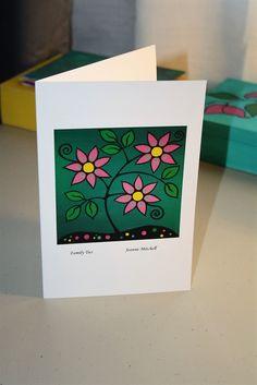 Quality Art Card - Family Ties JM008