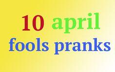 Wisconsin April Fools Day Prank >> 9 Best April Fools Day Ideas Images April Fools April Fools Day