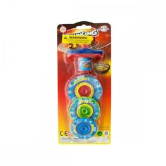 3-layer Bouncing Top Spinner Toy KA192