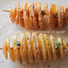 Patata Twister patata spirale il mio saper fare
