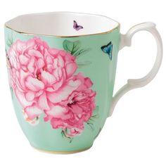 Royal Albert - Miranda Kerr Friendship Green Mug