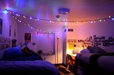Just in time for college!!!  10 Totally Cool Dorm Rooms - Oddee.com (dorm, room...)