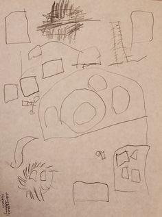 Quiet-time art game for children
