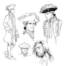 James Norrington He is a good man T_T Drawing Poses, Drawing Sketches, Art Drawings, Sparrow Art, Jack Sparrow, Caribbean Art, Pirates Of The Caribbean, James Norrington, Pirate Life