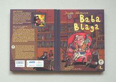 I jeszcze jedna nowość, którą ilustrowałam, a która ukazała się nakładem Wydawnictwa Literatura - Baba Blaga. Bardzo fajna książka, którą i...