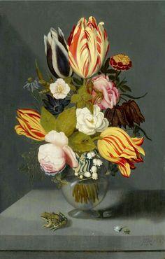 Ambrosius Bosschaert the Younger (1609-1645) —  1627  (1018x1600)
