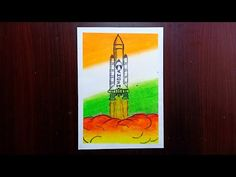 In this video I show you how to draw Rocket launch Scenery Drawing , using oil pastels for beginners. Oil Pastel Drawings Easy, Disney Art Drawings, Scenery Drawing For Kids, Art Drawings For Kids, Drawings, Oil Pastel Drawings, Rocket Drawing, Oil Pastel Art, Independence Day Drawing