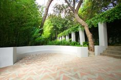 HOUSE TOUR: Inside A Lloyd Wright Home Once Owned By Diane Keaton