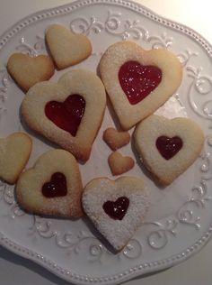 Biscotti di San Valentino  semplici e buoni!