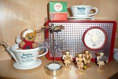 Vintage Weihnachten mit Steiff, Braun und Melitta