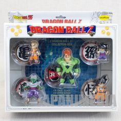 Dragon Ball Z Collection Box 1 Mini Figure Set Unifive  JAPAN ANIME MANGA JUMP