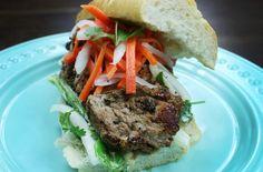 Cilantro Ginger Pork Bánh Mì Recipe
