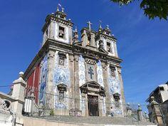 Igreja de Santo Ildefonso, Porto, Portugal, foto António José Ferreira