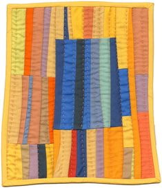 Quilted Jonquil | AAQI Auction Quilts