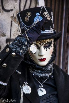 Carnival time in Venice by Vale Vale on 500px