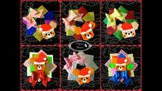 Origami Maniacs 283: Christmas Bear Wreath