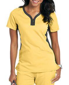 Staff Uniforms, Medical Uniforms, Spa Uniform, Phlebotomy, Scrub Tops, Caregiver, Refashion, Dress Patterns, Scrubs