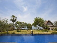 Peaceful+Beachfront+Villa+with+Pool,+Boat+and+Staff+++Vacation Rental in Bali from @homeawayau #holiday #rental #travel #homeaway