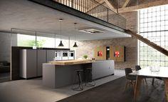 Kitchen 05 on Behance