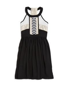 Bardot Junior Girls' Goldie Tribal Print Dress - Big Kid