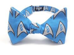 Star Trek Medical Bow Tie by SpeicherTieCompany on Etsy, $25.00