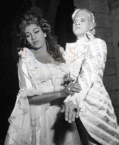 Leontine Price as Donna Anna & Luigi Alva as Don Ottavio;La Scala,1963