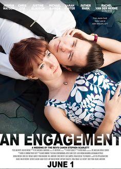 Couple Creates Movie Themed wedding invitations
