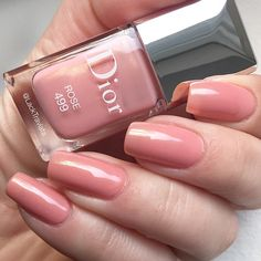 swatch Dior Rose 499 by LackTraviata