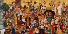 Egyptian Art, Cubism, Modern Art, History, Wallpaper, Sock, Artist, Artwork, Paintings