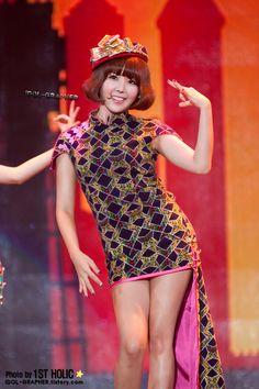 Oh Hye Rin + Raina + After School + sub-unit Orange Caramel After School Kpop, Korean Pop Group, Orange Caramel, Korean Music, Hot Dress, Pretty And Cute, Kpop Fashion, Colorful Fashion, Korean Singer
