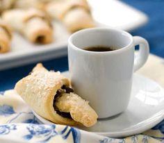 Gluten Free Chocolate Crescent Cookies Recipe