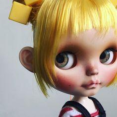 New girl, old tricks! #tiinacustom #cuteandcurious