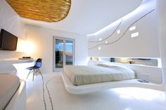 KLab Architecture has designed the Cocoon Suites, which are part of the Hotel Andronikos on Mykonos. Mykonos, one of the most famous Greek islands, hosts up to 50000 people during summertime. The island features a unique natural environment, as well as uncommon vernacular architecture...