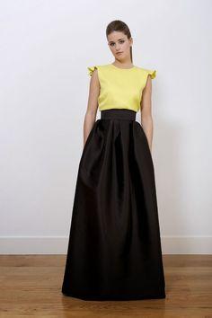 QUIERO UNA BODA PERFECTA: Faldas abullonadas para novias e invitadas