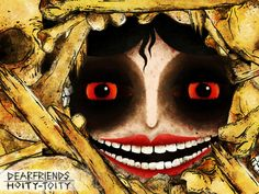 illustration by DAVID KRUNAVKA, illustrator represented by Owl Illustration Agency Owl Illustration, Things That Bounce, Illustrator, Halloween Face Makeup, David, Texture, Anime, Art, Surface Finish