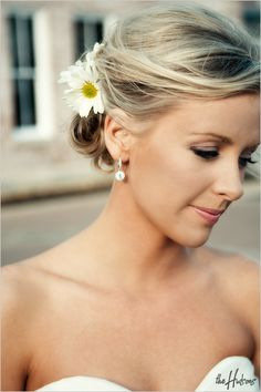 #BigDay #weddings #bridalhair Check more at http://www.bigday.io/2015/06/09/bridal-hair/