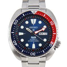 Seiko Prospex Padi Watch with Box Tag Heuer Automatic, Seiko Automatic, Automatic Watches For Men, Mens Watches Online, Seiko Diver, Koh Tao, Omega Seamaster, Young Fashion, Seiko Watches
