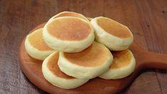 Breakfast Recipes, Dessert Recipes, Desserts, Korean Pancake, Honey Bread, Korean Street Food, Galette, Beignets, Four