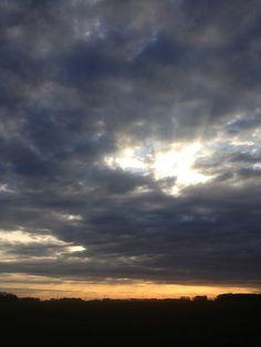 sunrise photo by Gary Jackson : 5.6.14