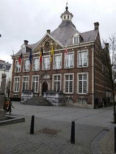 Hasselt Belgium city hall