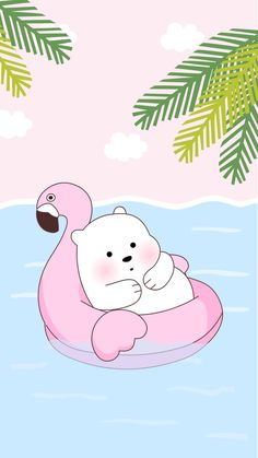 We bare bears Cute Panda Wallpaper, Cute Pastel Wallpaper, Cartoon Wallpaper Iphone, Bear Wallpaper, Cute Disney Wallpaper, Kawaii Wallpaper, Cute Wallpaper Backgrounds, We Bare Bears Wallpapers, Panda Wallpapers