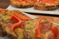 ChefNorway's Prosciutto Grilled Cheese Sandwich