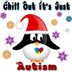 Yes, chill out it is just autism!