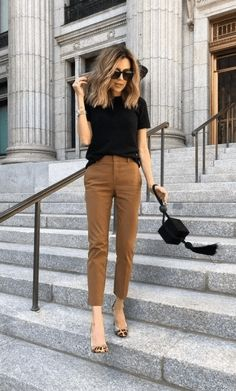 cute trendy summer outfits to copy now - Work Outfits Women Summer Work Outfits, Casual Work Outfits, Professional Outfits, Mode Outfits, Simple Outfits, Classy Outfits, Chic Outfits, Fashion Outfits, Smart Casual