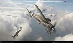 FW-190 D