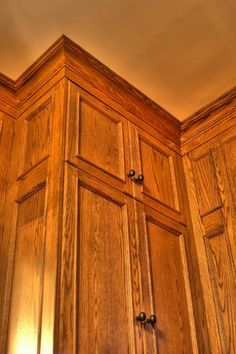 oak paneled wall | for the home | pinterest | panel walls, walls