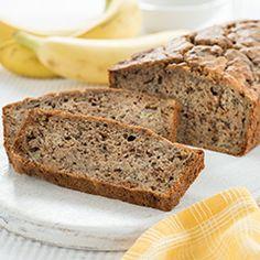 Best Ever Banana Bread http://www.icantbelieveitsnotbutter.com/recipes/detail/49941/1/best-ever-banana-bread