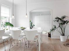 Kitchen / dining area - Björkenäs