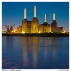 Battersea Power Station by Sir Giles Gilbert Scott